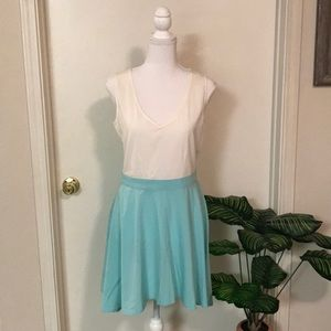 Boutique Two Toned Dress